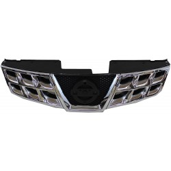 GRILLE CHRM/BLK 11-13