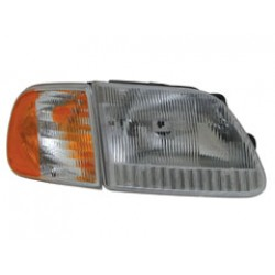 HEAD LAMP LH 97-98