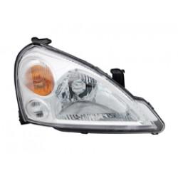 HEAD LAMP LH 02-07