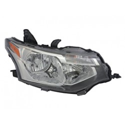 HEAD LAMP LH 17-19 LHD
