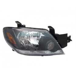 HEAD LAMP LH 05-06 blk