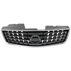 GRILLE 08-09 PAINT w/chm frame