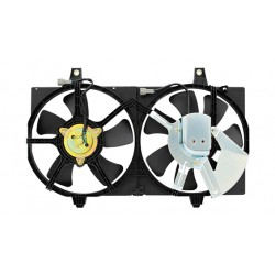 FAN ASSY (RAD-A/C) 00-02
