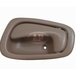 DOOR HANDLE IN LH BEIGE 98-02