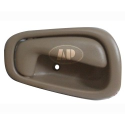 DOOR HANDLE IN RH BEIGE 98-02