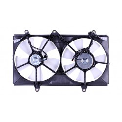 FAN ASSY (RAD-A/C) 98-01